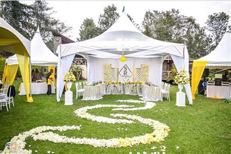 Kenyan Garden Wedding Decor   Clipkulture   Clipkulture