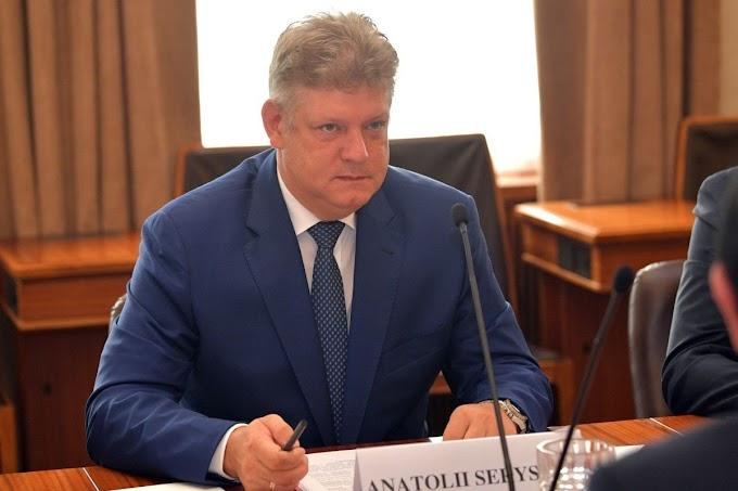 Полпред президента в СФО Серышев прилетел в Новосибирск