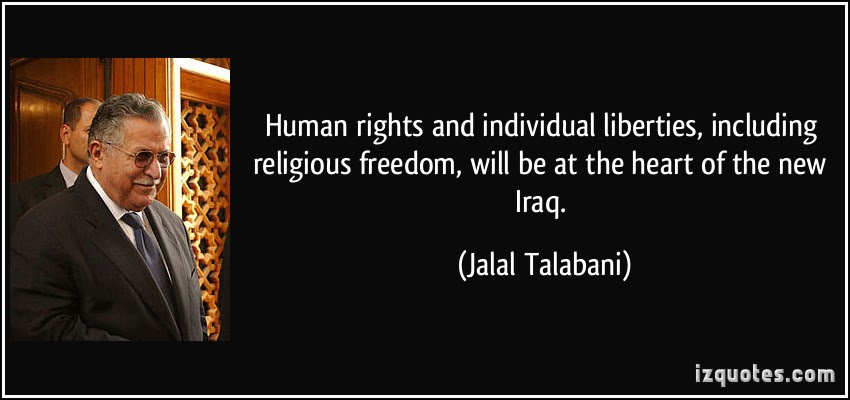 Human Rights And Individual Liberties Including Religious Freedom
