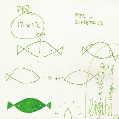 acuario SCALAE: proyecto de pez de Luis M Mansilla y Emilio Tuñón