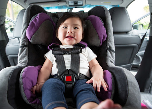 Best practices for car-seat safety