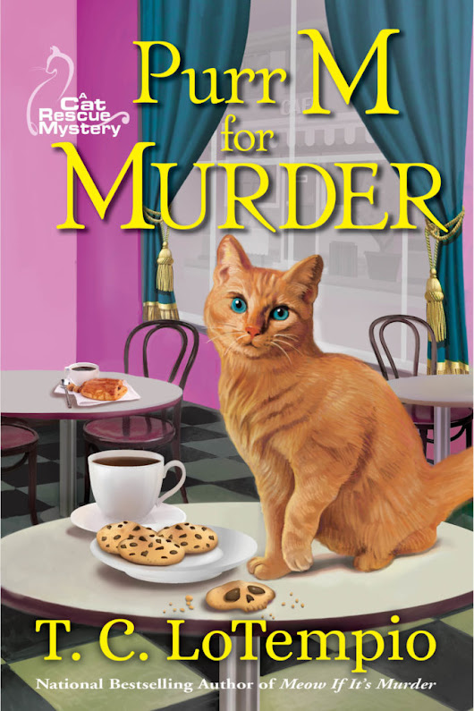 Giveaway & Excerpt -Purr M for Murder by T C Lotiempo @RoccoBlogger @GoddessFish - fundinmentalfundinmental