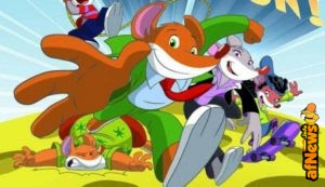 Da Calimero a Geronimo Stilton, il cartoon italiano vola