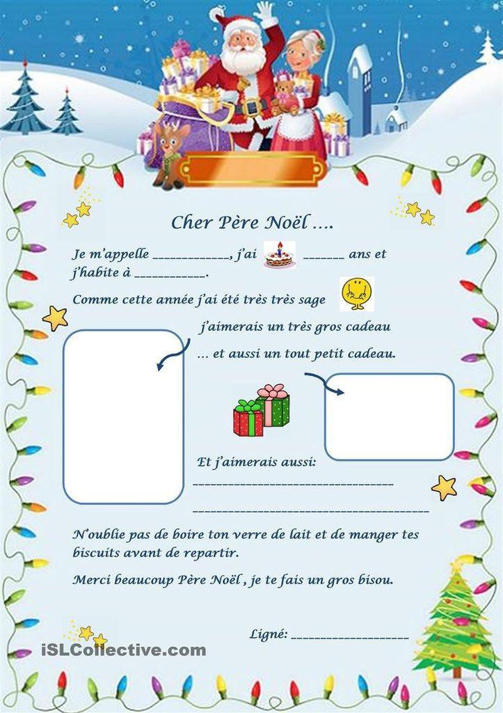 Święta Bożego Narodzenia #1 - List do Świętego MIkołaja - Francuski przy kawie