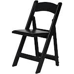 CSP R-101-BK Restaurant Chair