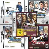 [Dossier][NDS] Ace Attorney