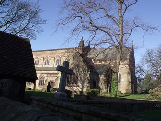 St Mary's Church, St Mary's Row, Moseley
