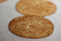 Snickerdoodles (Martha Stewart Recipe)