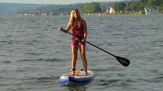 How to safely enjoy paddleboarding this summer