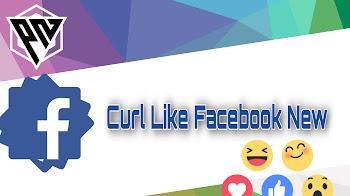 Share Code Curl Like Facebook Mới Nhất 2020