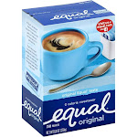 Equal Sweetener, 0 Calorie, Original - 250 packets, 8.8 oz