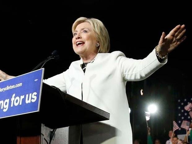 Hillary Clinton (Foto: Reuters)