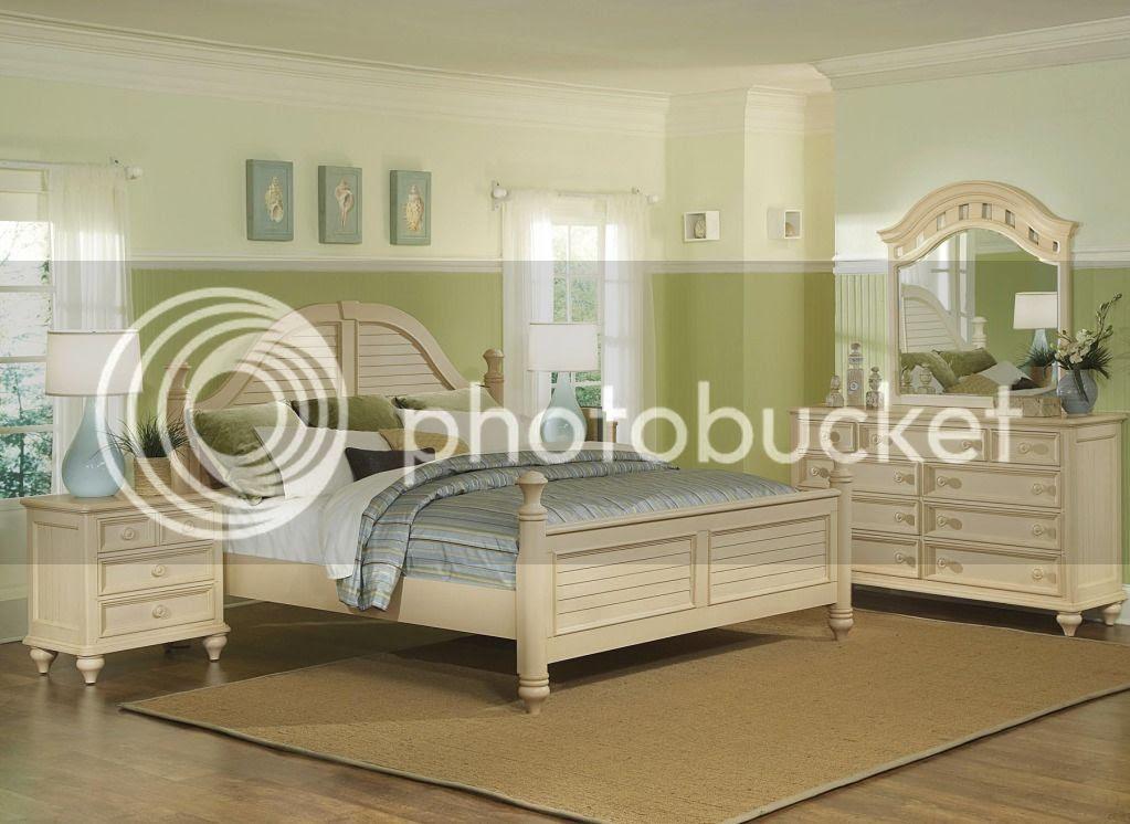 Antique White Bedroom Furniture | eBay