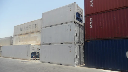 Pearltainer - Marine Containers - Call: +97165536205