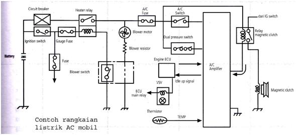 Corolla Headlight Wiring Diagram