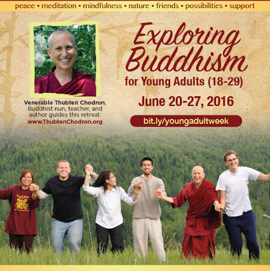 Exploring Buddhism for Young Adults at Sravasti Abbey