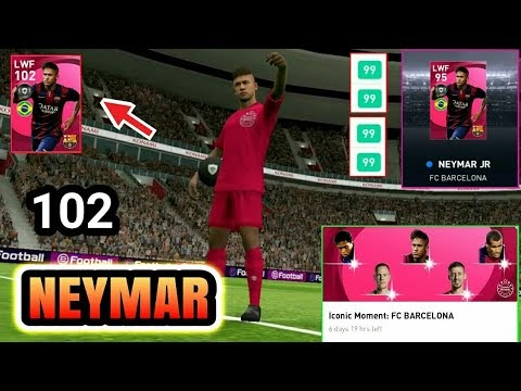 OMG Got 102 Rated Iconic NEYMAR 🔥😱 | Iconic Moment FC BARCELONA Pack Opening