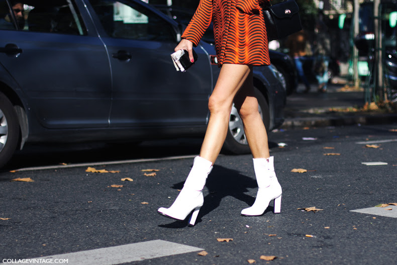 Paris_Fashion_Week_Spring_Summer_15-PFW-Street_Style-Ece_Sukan-Sixties_Trend-White_Boots-4