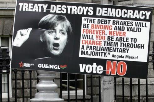 Το δημοψήφισμα στην Ιρλανδία