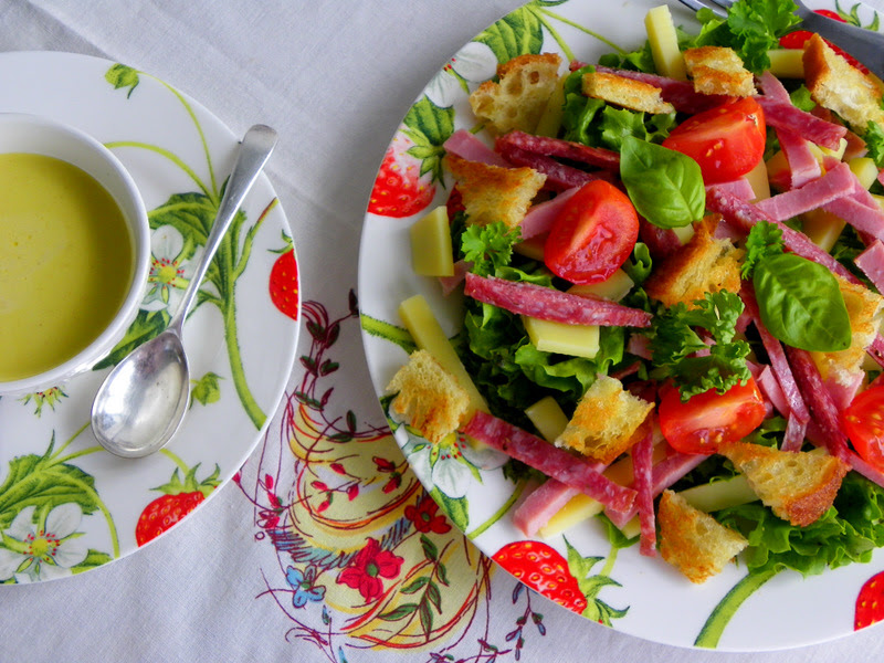 Salad Days Are Here Again