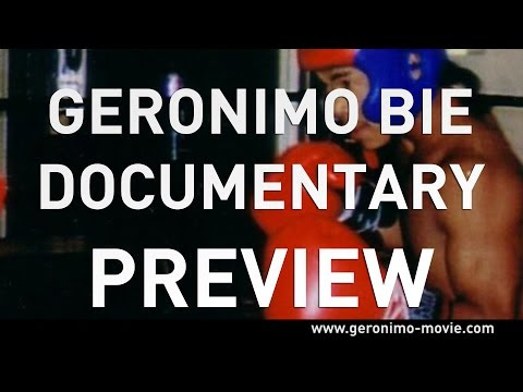 13 MINUTE PREVIEW - GERONIMO BIE DOCUMENTARY - Filipino Canadian Boxer Documentary