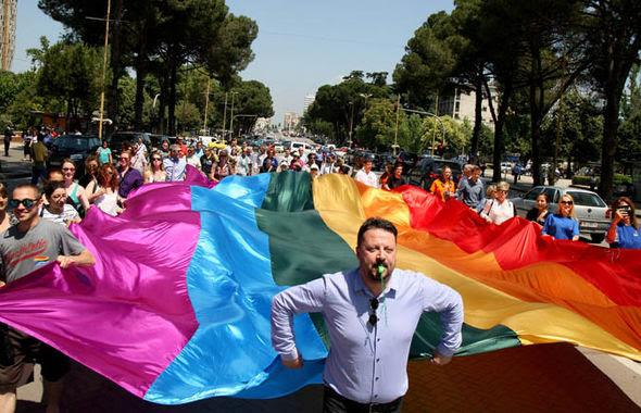 Image result for albanian gej