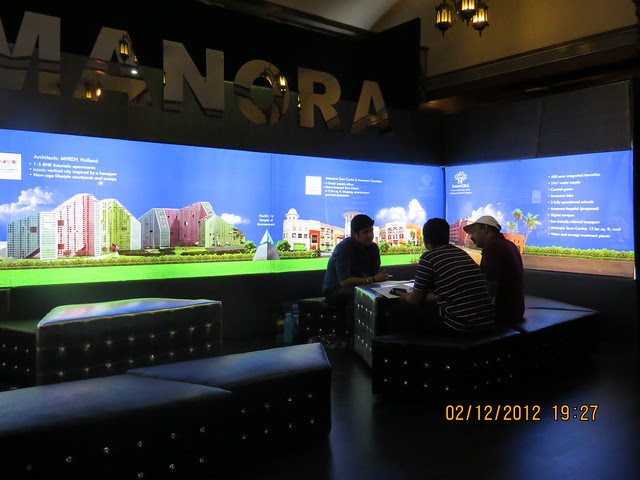www.amanora.com  - The Times Property Showcase - 1st & 2nd December 2012