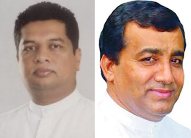 J.C. Alawathuwala, Lucky Jayawardana appointed in new State Ministerial posts