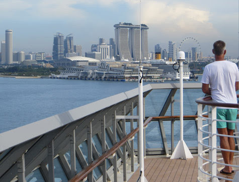 Cruise Ports and Cruise Terminals in Asia