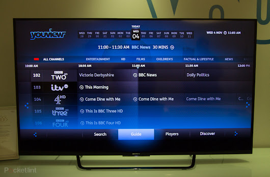 Sony Bravia YouView update: Everything you need to know - Pocket-lint
