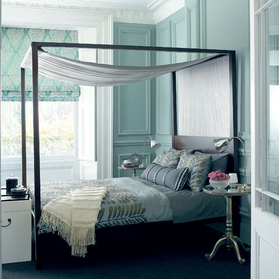 bedroom decorating ideas mint