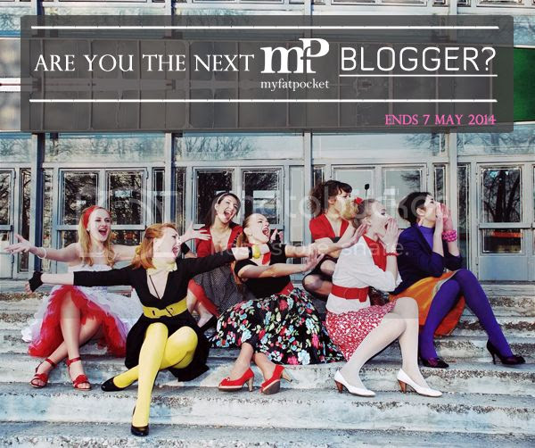 Are you the Next MFP Blogger?