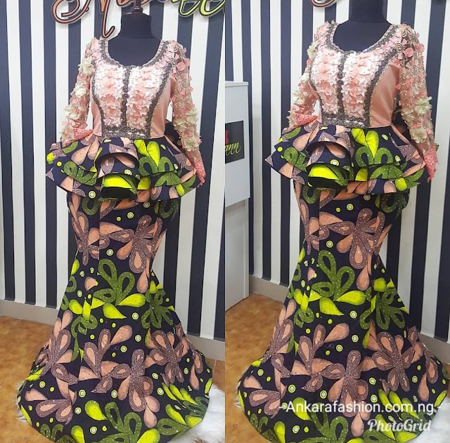 Native Skirt And Blouse Styles For African Women