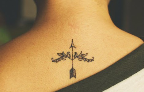 Bow And Arrow Tattoo Designs Tattoos Designs Ideas