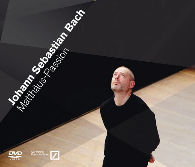 cover for St. Matthew Passion