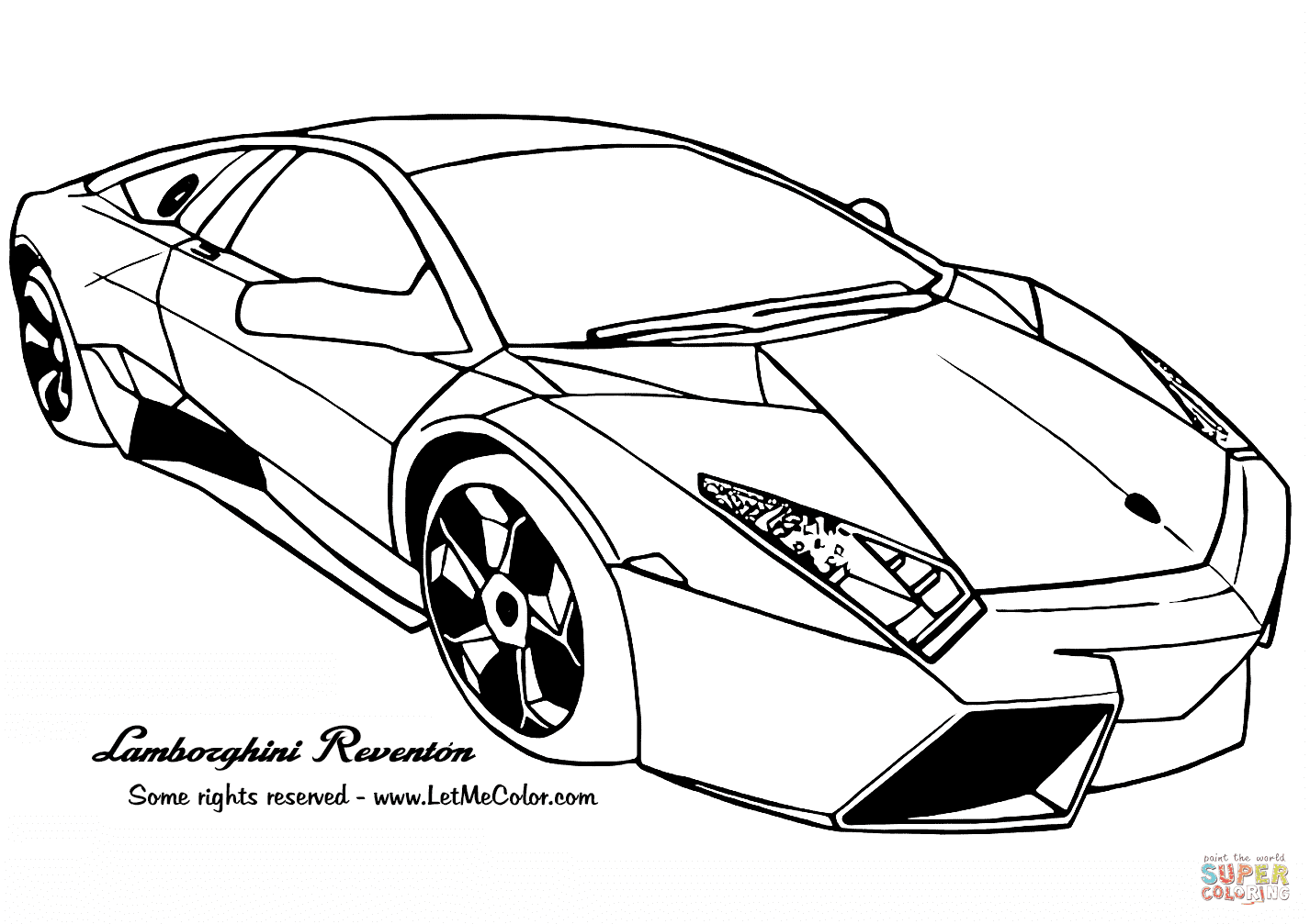 Klick das Bild Lamborghini