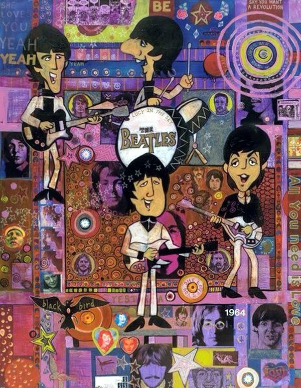 Lovely Beatles Artworks to Appreciate (39)