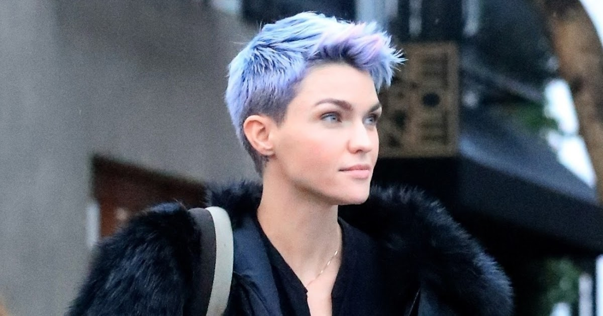 Ruby Rose Haircut Batwoman Haircut Trends