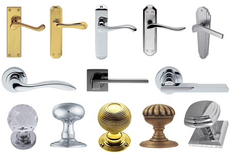 Tips For Selecting The Perfect Door Handles