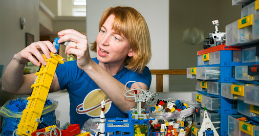 Lego's Success Leads to Competitors and Spinoffs - The New York Times