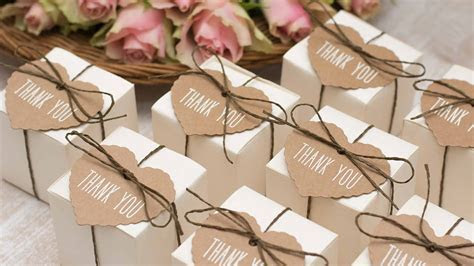How Much Do Wedding Favors Cost   Ideas & Prices