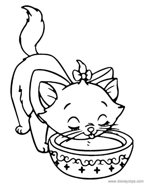 aristocats coloring pages  disneyclipscom