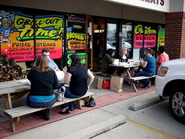 #FFF: Bridgetown Finer Meats