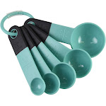 KitchenAid Measuring Spoons Aqua Sky