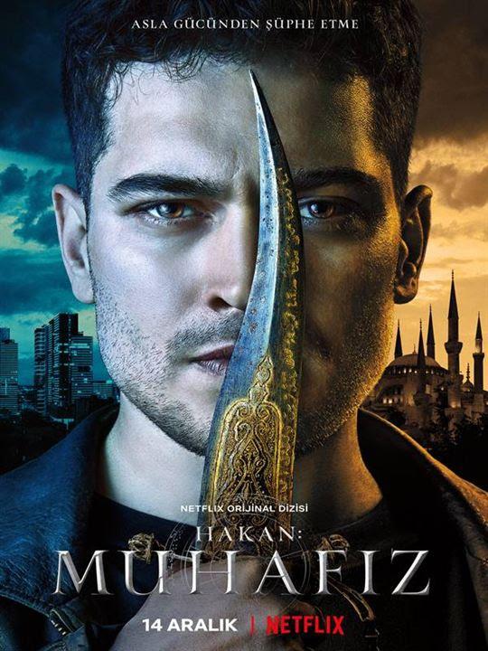Hakan: Muhafiz / The Protector : Afis