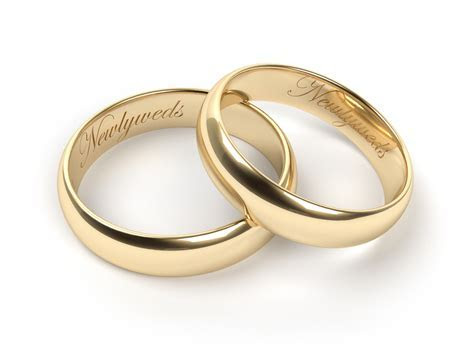 Words of Love: Ideas and Tips on Buying Engraved Wedding Bands