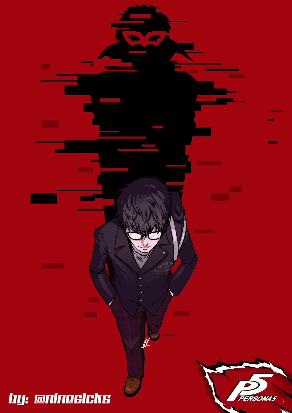 Persona5 by nachan96 on DeviantArt
