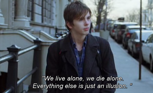 Love Death Truth Film Quote Life Text Sad Lonely Movie Words No More