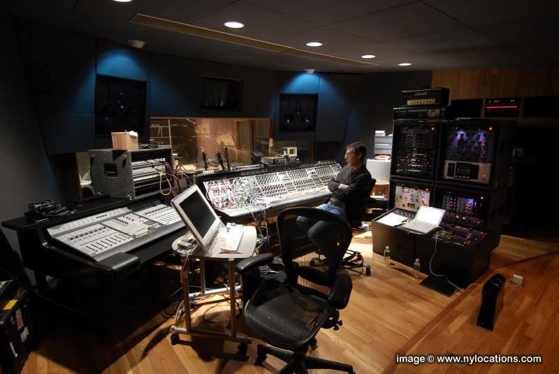recording-studio-001 :: 360 Panorama :: Sam Rohn :: NYLocations.