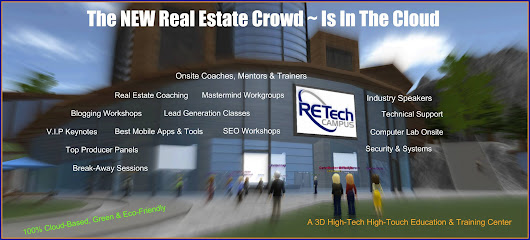 What Is The RE Tech Campus